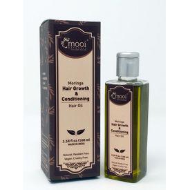 Moringa Hair Growth & Conditioning Hair Oil, 100ml