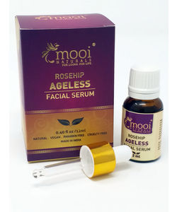 Rosehip Ageless Facial Serum, 12ml