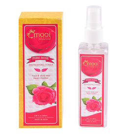 Pure Refreshing Rose Facial Toner, 100ml