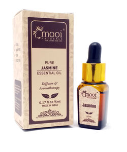 Pure Jasmine Essential Oil, 5 ml