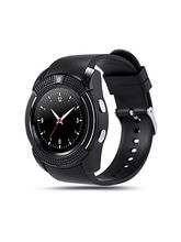 Rich Walker Touch Screen Bluetooth SmartWatch, black
