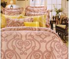 Welhouse India Paisley Design Cotton King Bedsheet With two pillow cover (AZR046), multicolor
