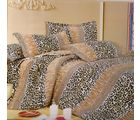 Welhouse Cotton Double Bedsheet with 2 Pillow Cover (TT-002), multicolour