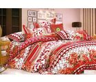 Welhouse Cotton Double Bedsheet with 2 Pillow Cover (TT-015), multicolour