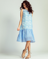 Jodi Summer Sky Dress