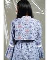 Doodlage Floral Flap Dress