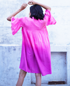 TRC Orchid Bell Sleeve Dress