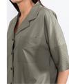Anomaly Collar Shirtdress