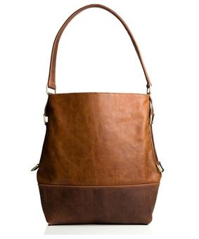 Kassa Vintage Tote, brown