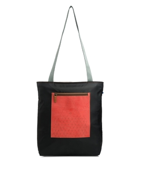 Kassa Pocket Tote, black