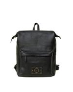 Cord Frame Backpack, black