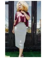 No Nasties Winette Skirt, white, s