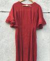 Auruhfy Ahmar Dress