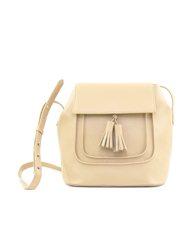RM Rhythm Bucket Bag, white