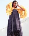 Kanelle Asymmetric Dress