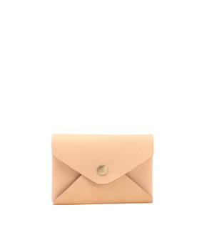 Cord Card Case, beige