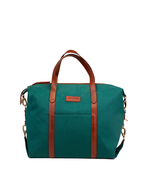 Brandless Baron Bag, green