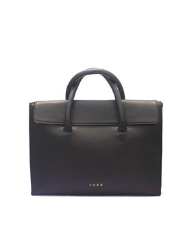 Cord Maison Bag, black