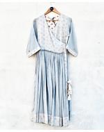 Itr Ash Angarkha, blue, s