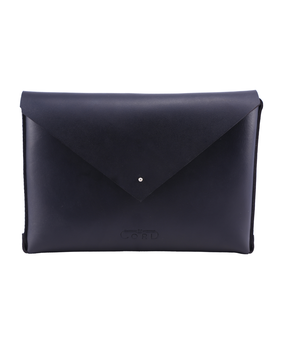 Cord Envelope Bag, black
