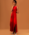 Bennch Bib Maxi Dress