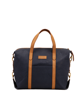 Brandless Baron Bag, blue