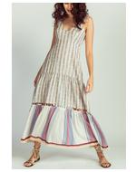 Jodi Maji Maxi Dress, white,  s