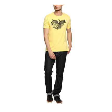 Signature Startup Accessories, m, male,  yellow