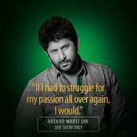 Signature Start-up Master Class Season 2 - Arshad Warsi, Bengaluru 29 November 2017 at 7PM