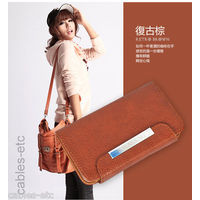 Kalaideng Leather Flip Diary Wallet Cover Case For Apple iPhone 4S 4 - Brown