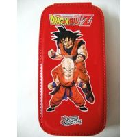 DESIGNER RED DRAGON BALL Z CASE COVER PROTECTOR FOR SONY PSP 2000 3000