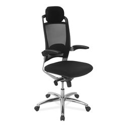 Opera High Back Office Chair,  black