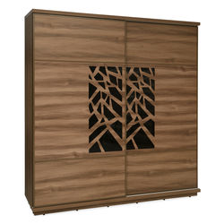 Autumn Sliding Wardrobe,  walnut
