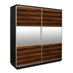 Plum Sliding Wardrobe,  plum