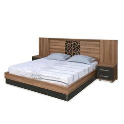 Autumn Queen Bed,  walnut