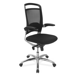 Opera Mid Back Office Chair,  black