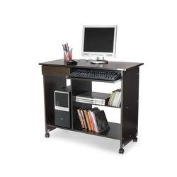 Spacio Computer Table,  teak