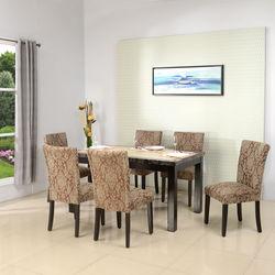 Aquamarine Dining Chair,  expresso