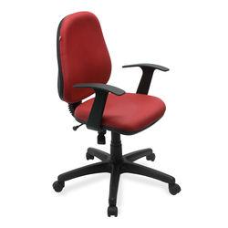 Agile Office Chair,  maroon