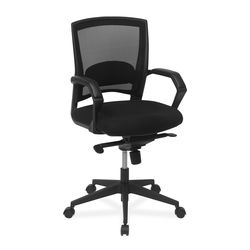 Hermit Low Back Office Chair,  black