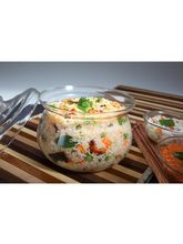 Vertis Casserole With Glass Lid Flame proof, 0.75 l