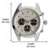 DKNY Ny877867 White/Tan Chronograph Watch