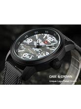 Naviforcei Mens Quartz Army Military Watches Clock Male Fashion Sports Wrist Watch For Men