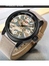 Naviforcei Quartz Sports Military Watches Mens Casual Wrist Watch