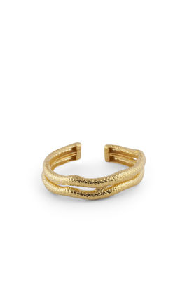 GOLDEN PLATING 2 LINE BRACELET