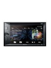Sony Touch Screen AV Receiver (XAV-W600)