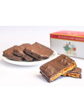 Phil & Sam Chocolates Chocolate Honeycomb Crunch 120gm