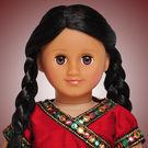 Mani Doll Package (Festive Maroon)