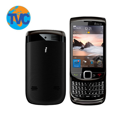 Full Sliding QWERTY+ Touch Mobile Phone- ICON G9