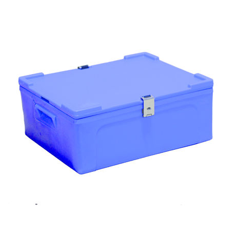 35 Litre Ice Box, front lock